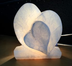 Fine Arts Commisions - Stone Heart